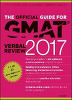 The Official Guide for GMAT Verbal Review 2017