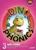 Dino Phonics. 3: Long Vowels
