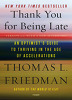 Thank You for Being Late (Paperback)