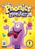 Phonics Monster 2E 1 (with Readers & DVD-ROM/MP3 CD)