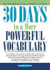 30 Days to a More Powerful Vocabulary (Revised)