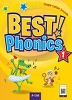 Best Phonics. 1: Single-Letter Sounds(Student Book)