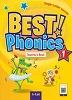 Best Phonics. 1: Single-Letter Sounds(Teacher's Book)