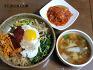 한 그릇 요리, 봄 향기 담은 냉이 비빔밥