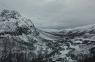 북유럽답게<br>눈이 펑펑