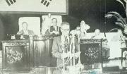 민.참의원 합동 개원식