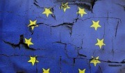 유럽연합 (EU)를 상징하는 깃발
