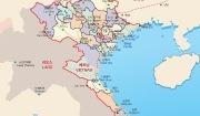 베트남 지도