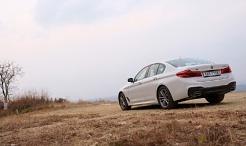 비즈니스 세단으로 변신한 BMW 520d M 스포츠 패키지
