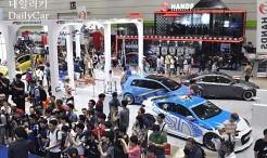 자동차 튜닝 축제..2018 서울오토살롱