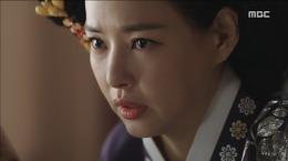 이하늬, 김지석의 의심에 겁에 질려 '휘청'