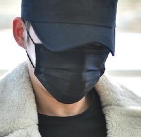 홍콩 떠나는 김재중 '얼굴 공개 불가'