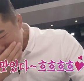 '냉부해' 김동현, 달달 육포 맛에 자꾸 터지는 웃음