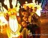 Giant Lantern Festival lights up Hanoi capital