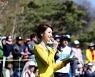 [포토]KPGA 개막전 사회 맡은 '골프여신' 김미영 아나