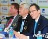 2017세계태권도선수권대회 인사말하는 송하진 전북도지사
