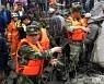 中 쓰촨성 산사태..100여 명 매몰