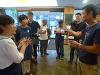 9. 5 한국과 일본 천주교 예수회 수도자들 방문