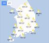 [오늘 날씨] 서쪽지방 폭..