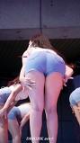 스윗걸 미란 엉덩이..