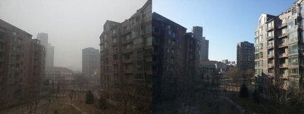 2014년 초 베이징