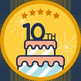 10년차블로그