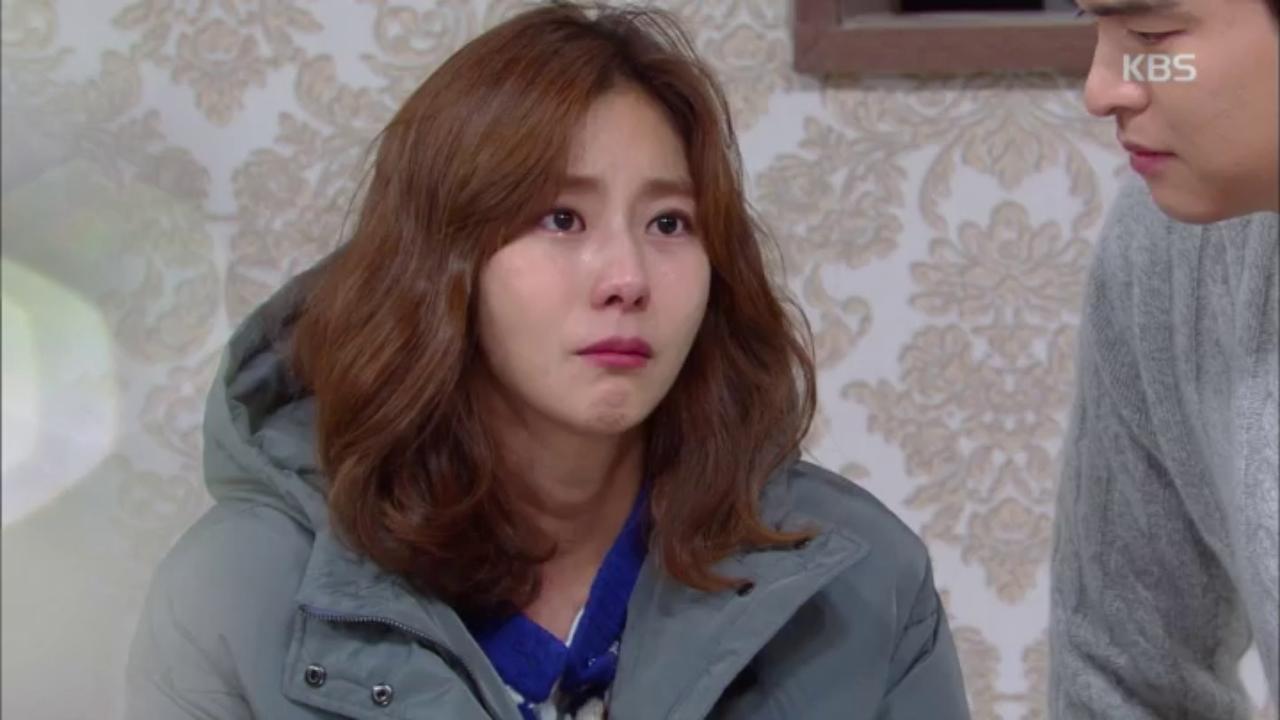 """결국 무릎을 꿇는 유이 """"이 모든 것이 제 탓이라면 제가 이혼하겠습니다."""" #하나뿐인내편"""