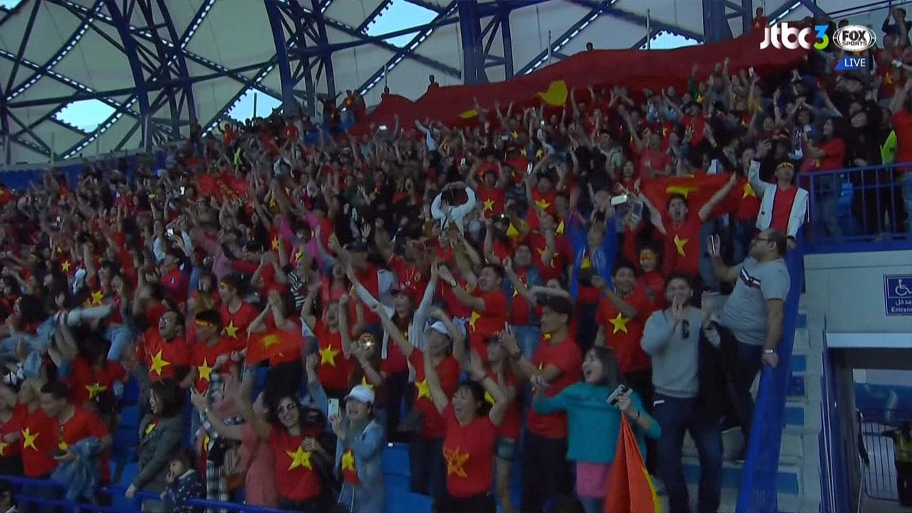 [골모음] 요르단 vs 베트남 #2019AFC아시안컵