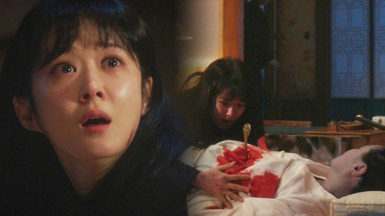 장나라, 눈앞에서 마주한 박원숙의 죽음 '미친 함정' #황후의품격