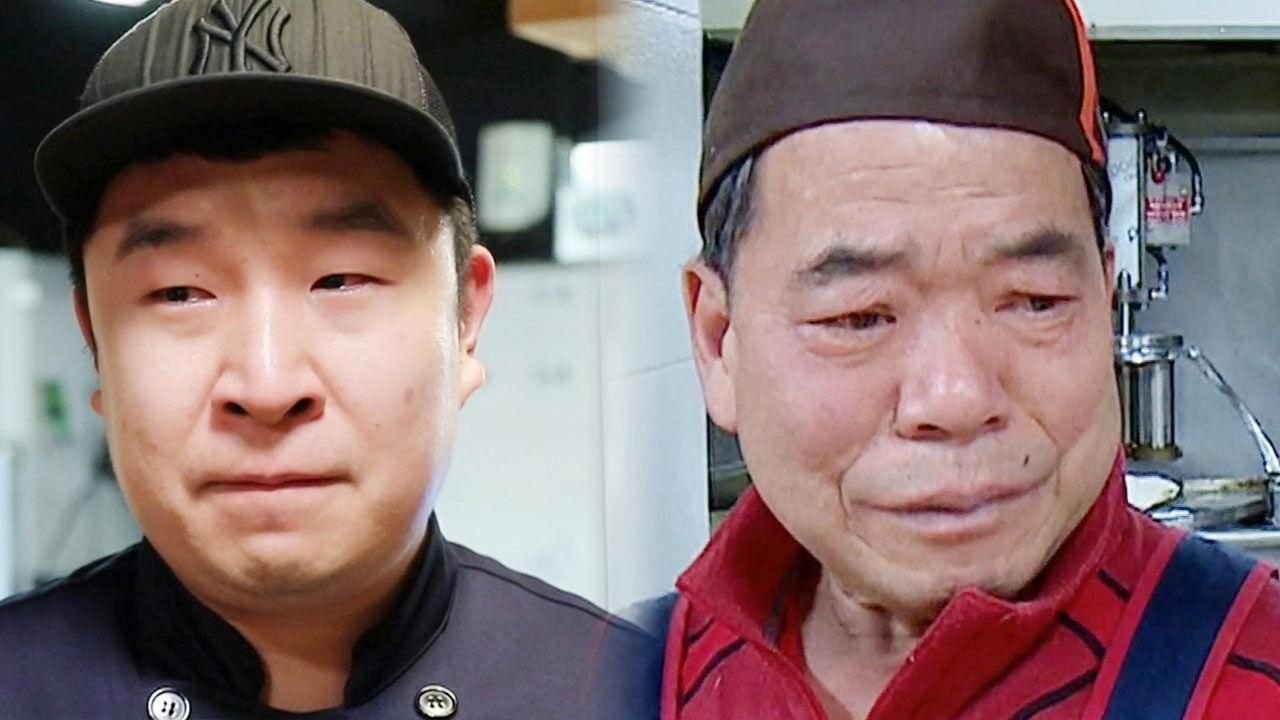 '고생의 결실' 버거집·냉면집 사장, 눈물로 전한 촬영 후기 #백종원의골목식당