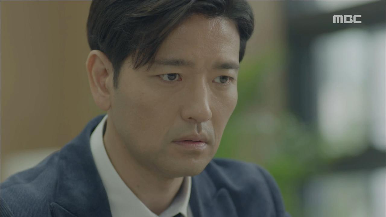 """""""그 사람이 그런 말을 했다고?"""" 오윤아의 음모를 눈치챈 배수빈 #신과의약속"""
