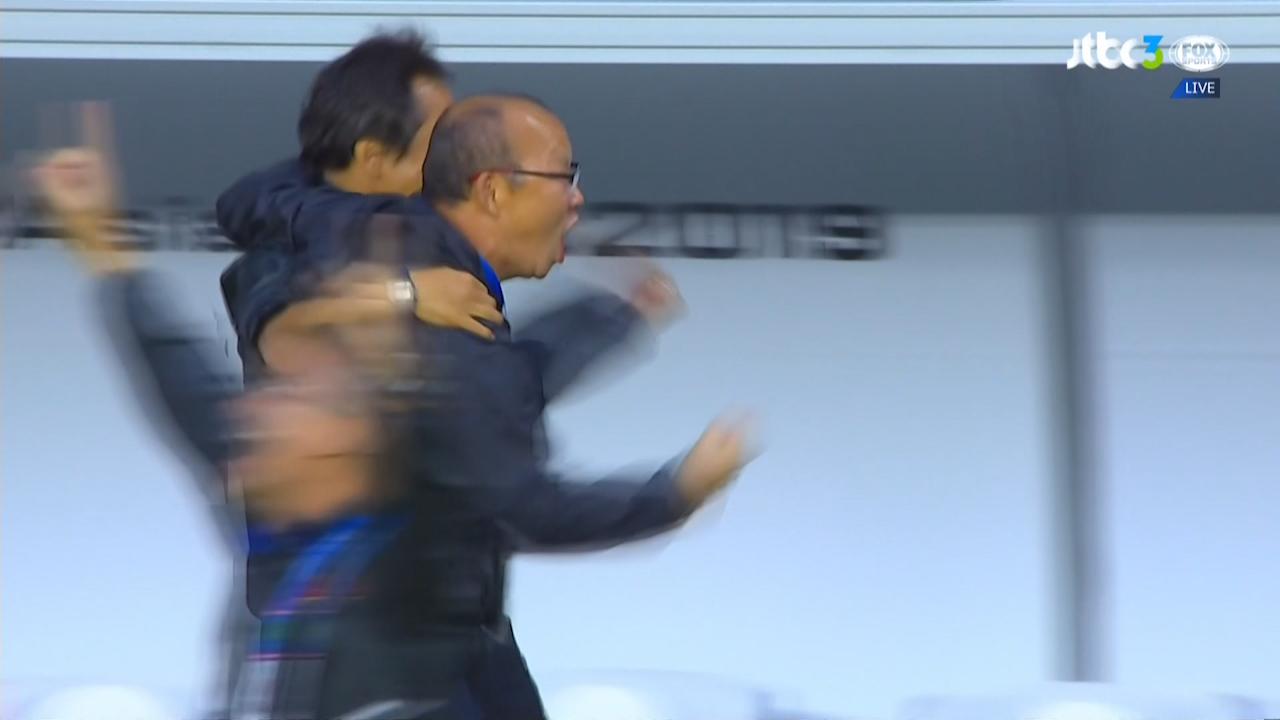 [승부차기 HL] '박항서 매직' 요르단 vs 베트남 #2019AFC아시안컵