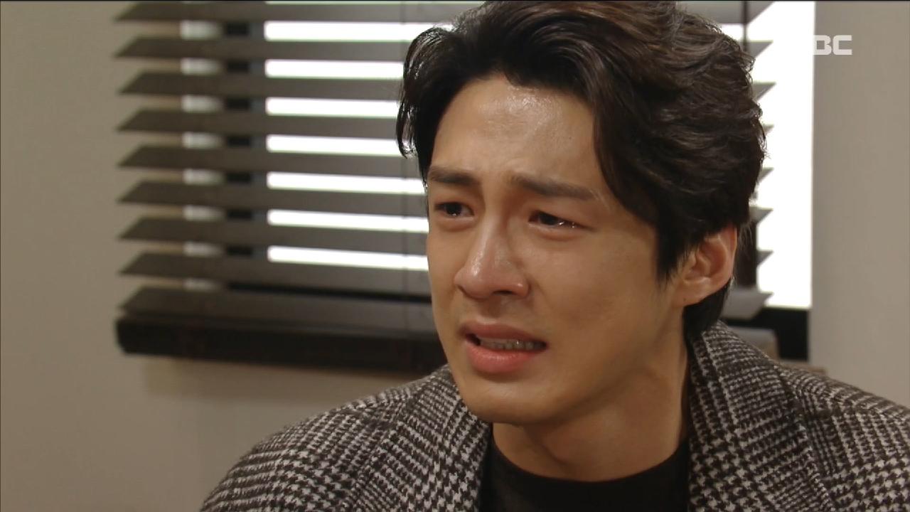 자신이 친손자라는 사실을 알게 된 김경남 '눈물' #비밀과거짓말