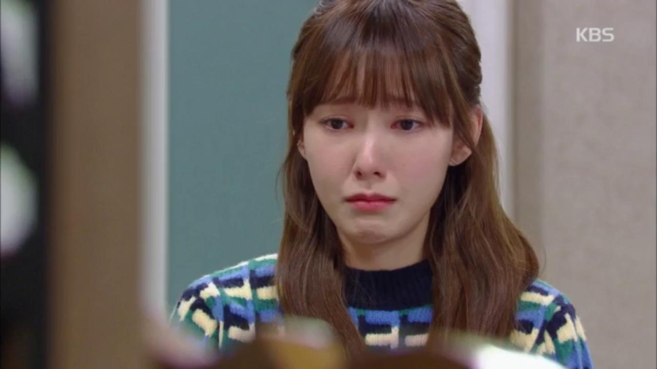 """이혜숙, 나혜미에게 """"꼴도 보기 싫으니까 2층에서 내려오지 마!"""" #하나뿐인내편"""