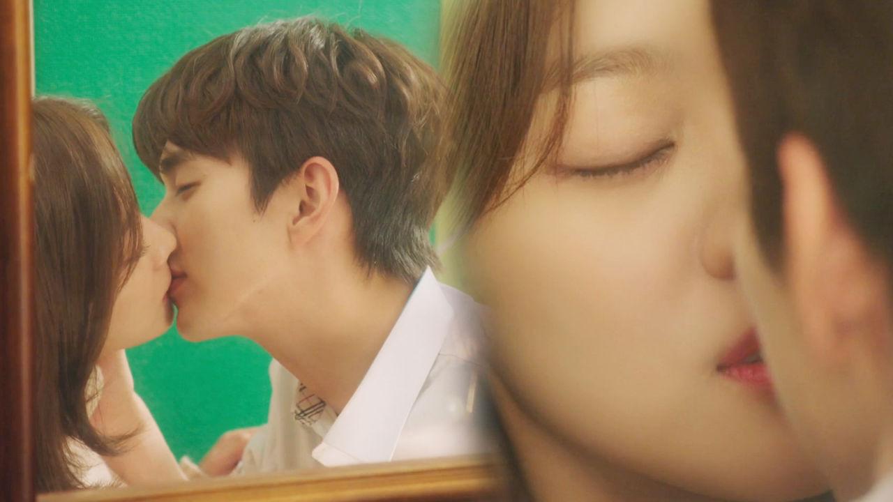 [숨멎 1분] 유승호♥조보아, 스릴 넘치는 '교실 키스' #복수가돌아왔다