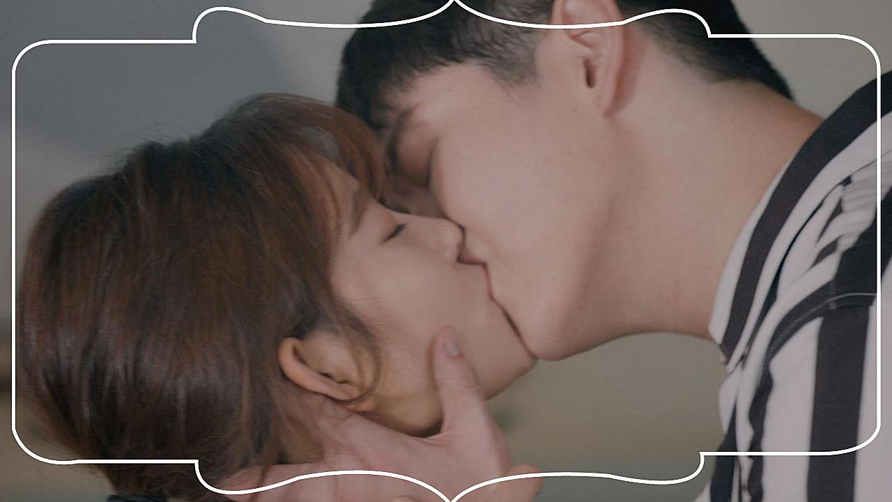 윤균상♥김유정, 꾹꾹 참았던 마음 폭발한 진한 키스♨ #일단뜨겁게청소하라