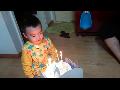 선유는 자란다 (2015.02.25일 수요일) 아빠 생일