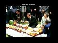 [주념 오류때문에 제업] 반기문 2008년때 지 부친묘 참베하는 동영상