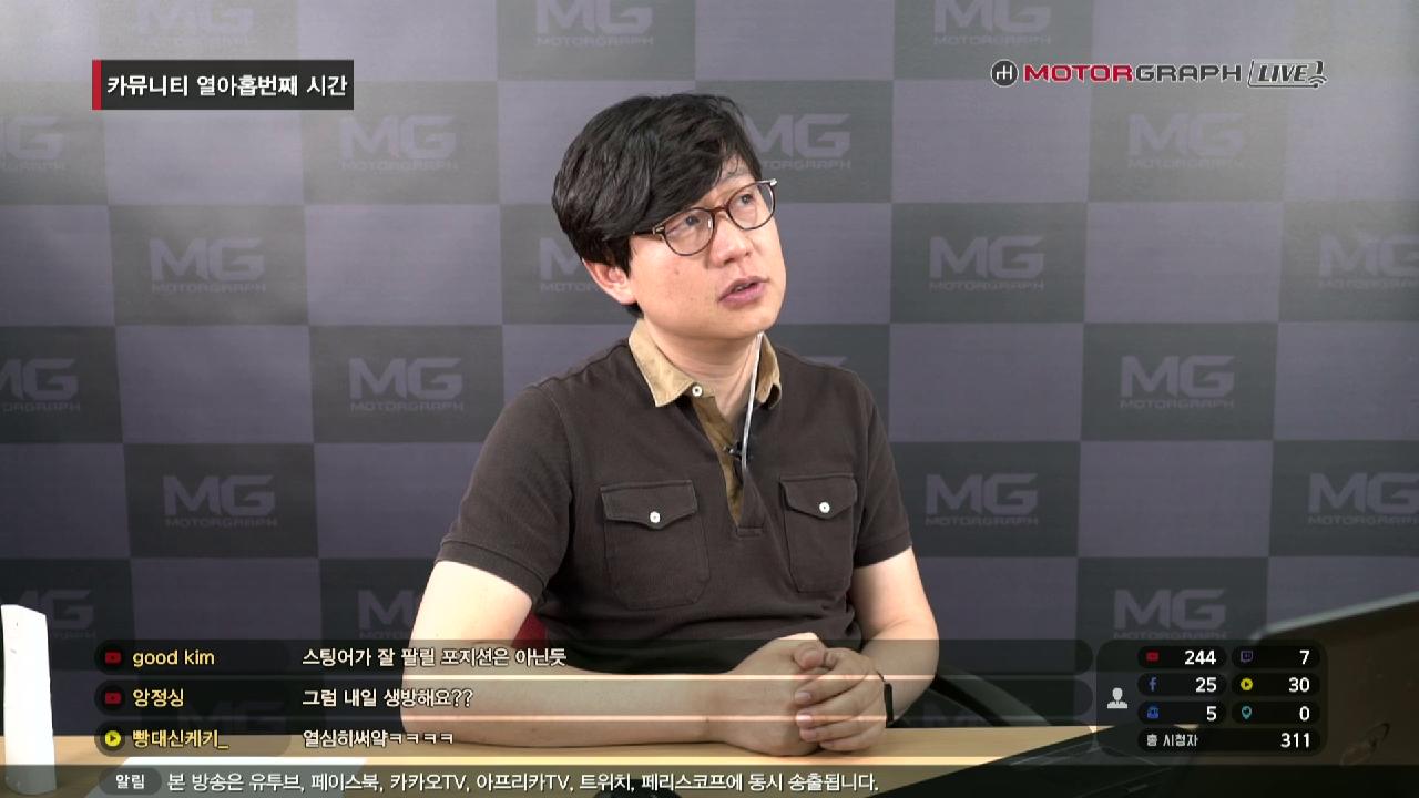 김한용 편집장의 솔직한 자동차 이야기 '생방송: 카뮤니티 CARmunity'_02