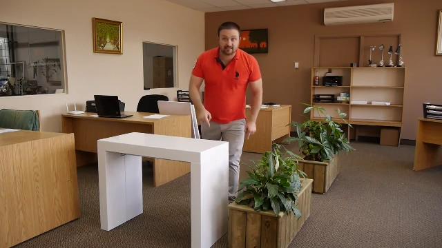 공간 활용에 최적화된 테이블