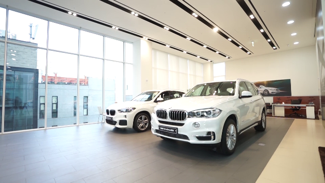 바바리안 모터스 BMW MINI 목동 전시장 탐방기 by 카랩