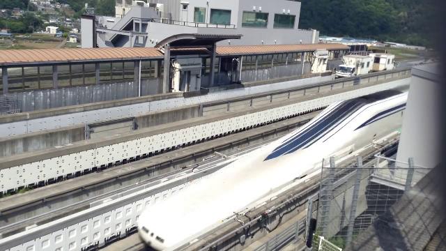 세계에서 제일 빠른 열차 속도