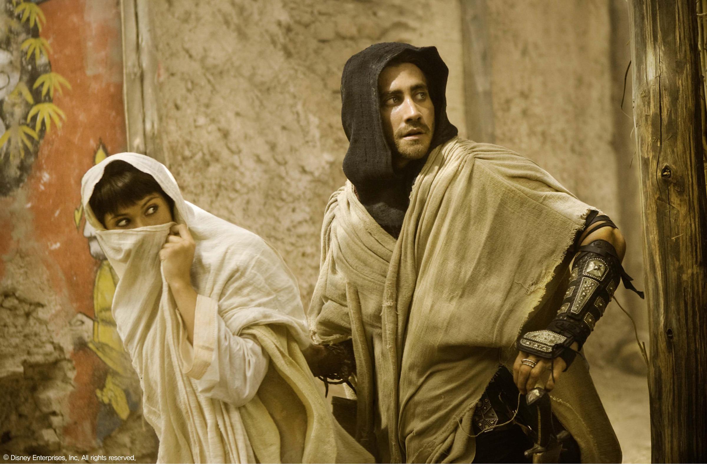 페르시아의 왕자: 시간의 모래