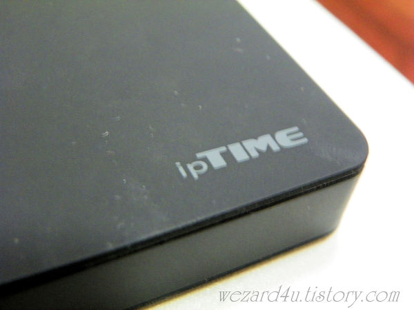 ipTIME HDD 1025 외장하드 케이스