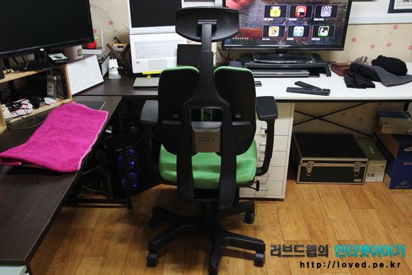듀오백 2.0 의자