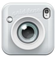 Grid Lens 아이폰 아이패드 촬영 중 실시간 사진 꼴라쥬