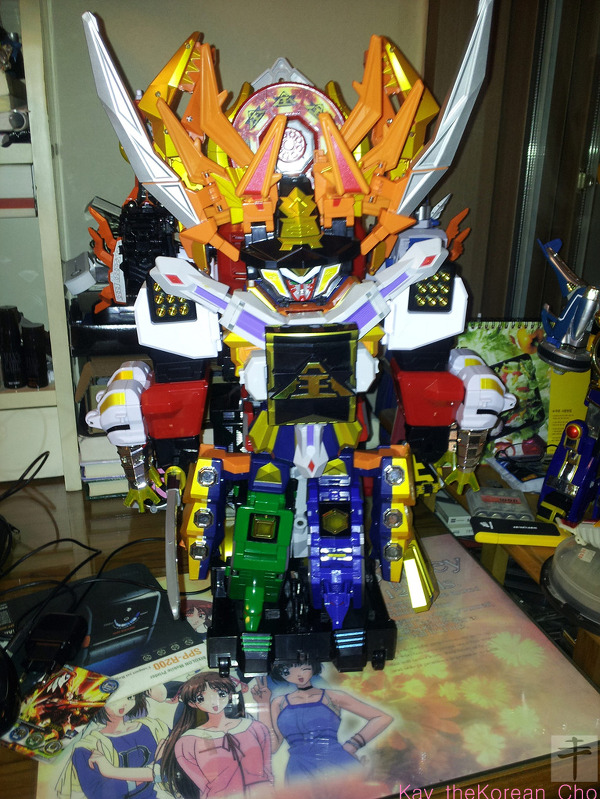 Ultimate Samurai zord