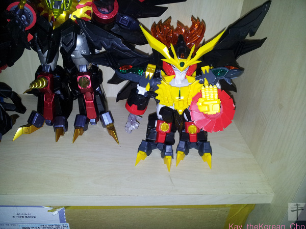 SD Genesic Gaogaigar-protect wall
