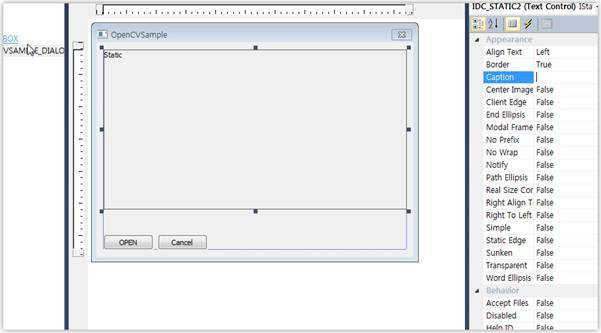 how to add picture control in mfc dialog
