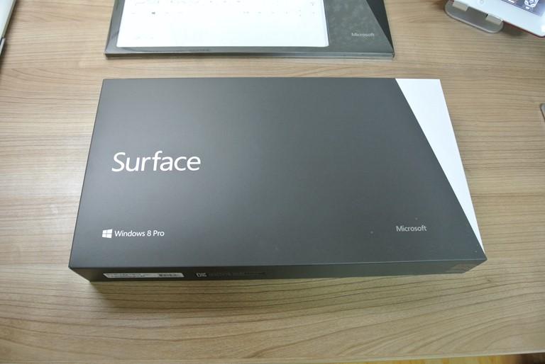 서피스 프로(Surface Pro) 리뷰 [1]- 개봉기